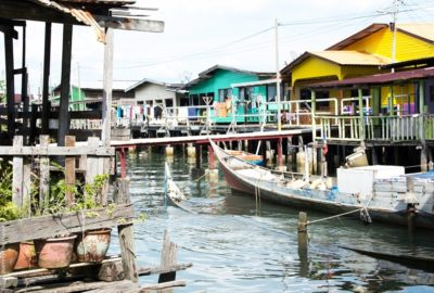 Malaysia, Borneo, Sandakan