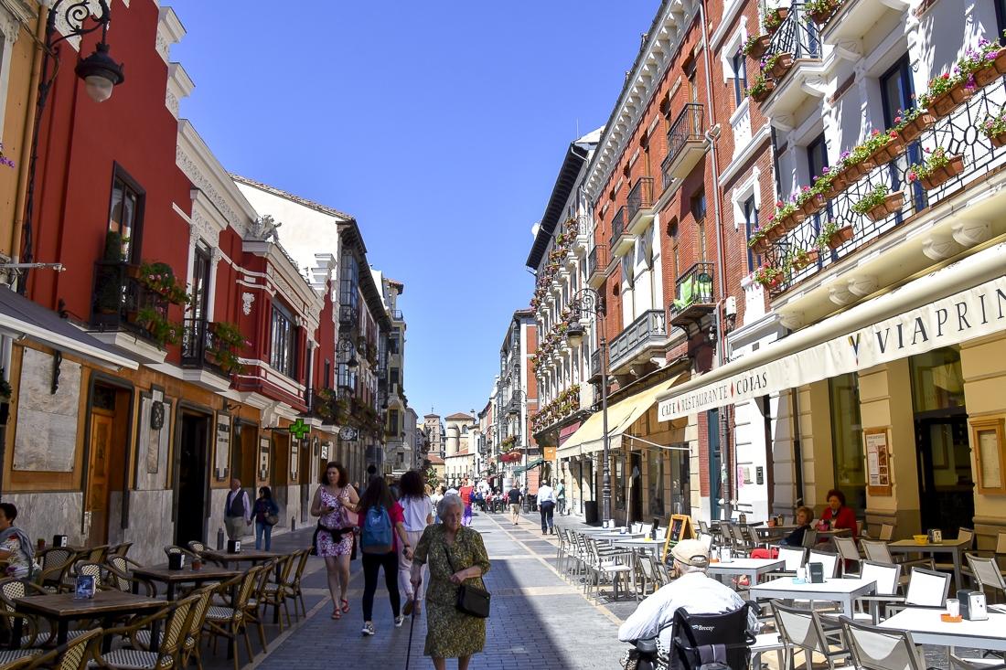 Spanien, Castilla y Leon, Leon
