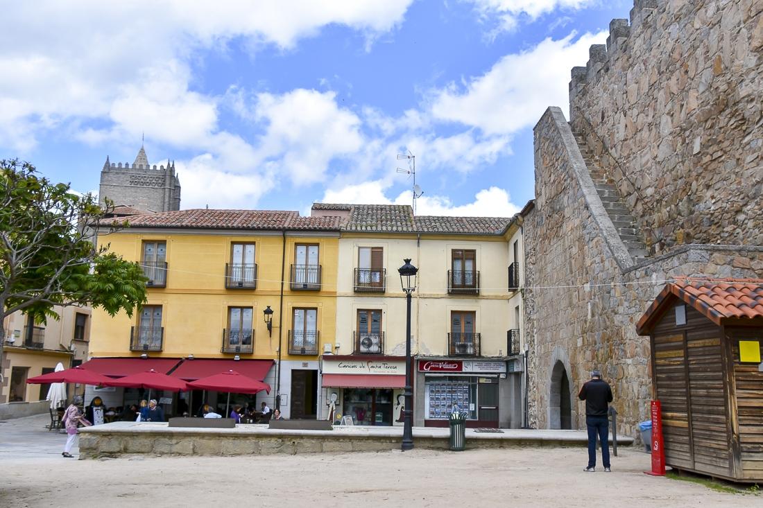 Spanien, Kastilien och Leon, Ávila