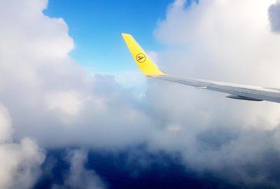 Flyget är försenat