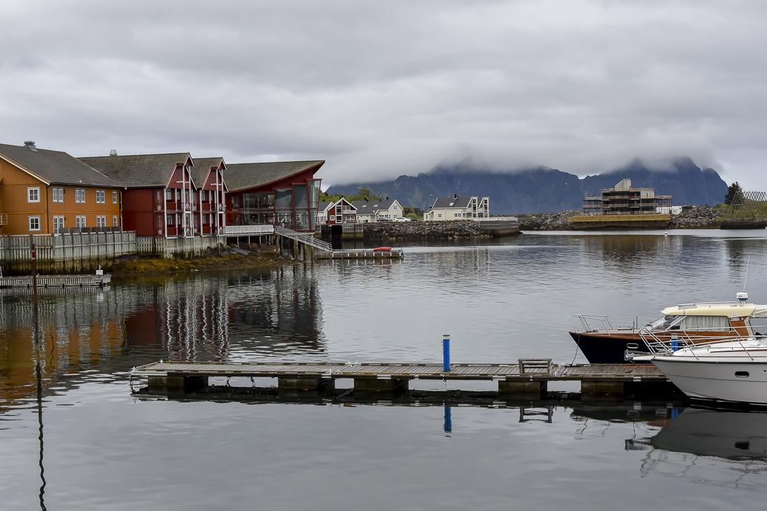 Norge, Lofoten, Svolvaer