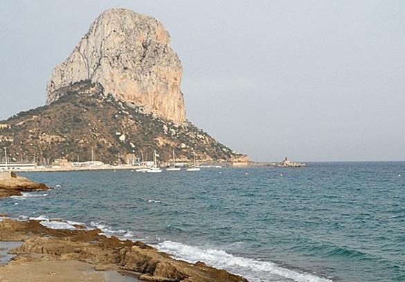 Spanien, Calpe