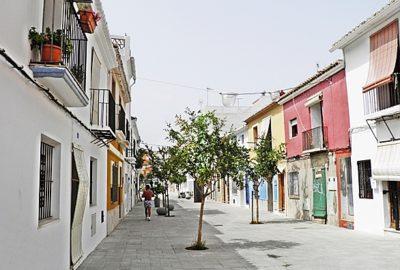 Spanien, Denia