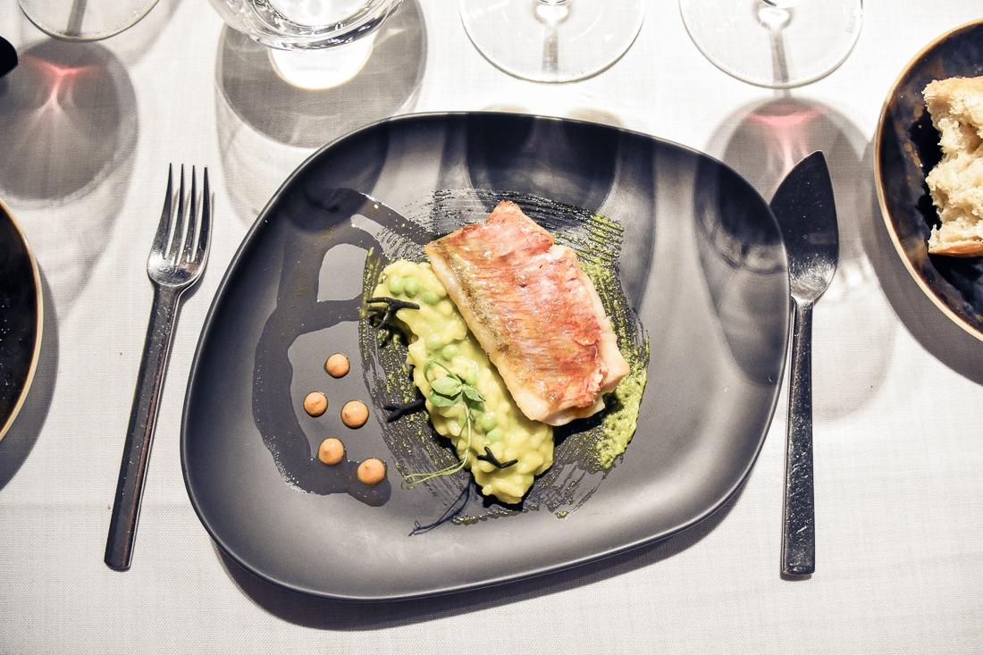 Spanien, León, Michelinrestaurangen Cocinandos