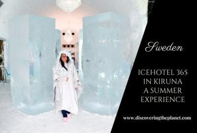 Sverige, Kiruna, Icehotel 365