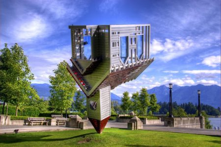 Världens konstigaste byggnader