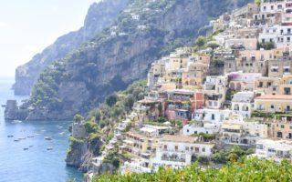 Italien, Amalfikusten, Positano