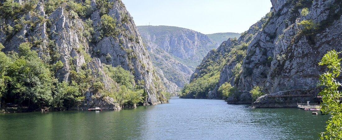 Makedonien, Skopje, Matka Canyon