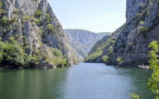 Makedonien, Skopje, Matka Canyon