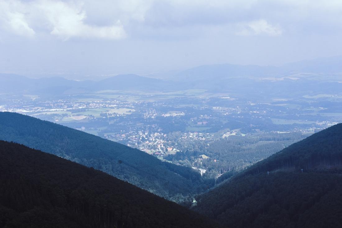 Tjeckien, Beskydy, Pustevny