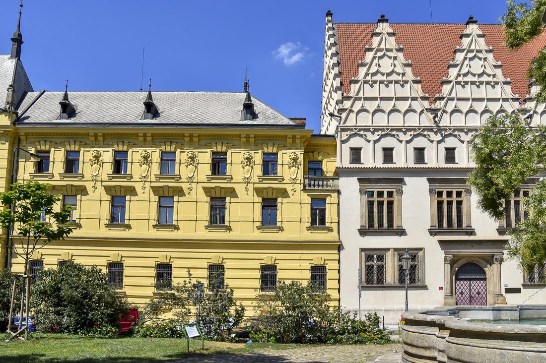 Tjeckien, Prag