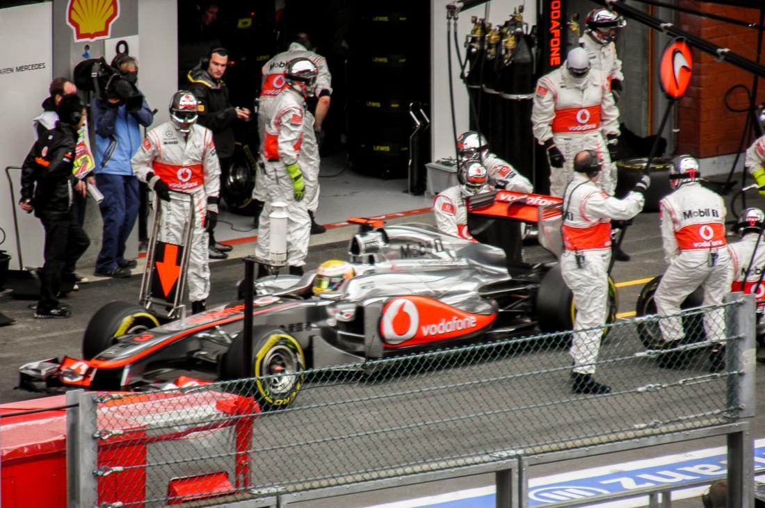 Belgien, Spa, Formel 1