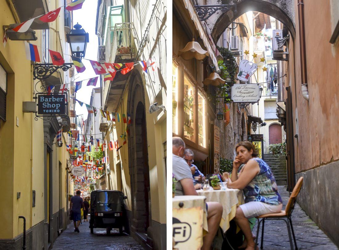 Italien, Kampanien, Sorrento