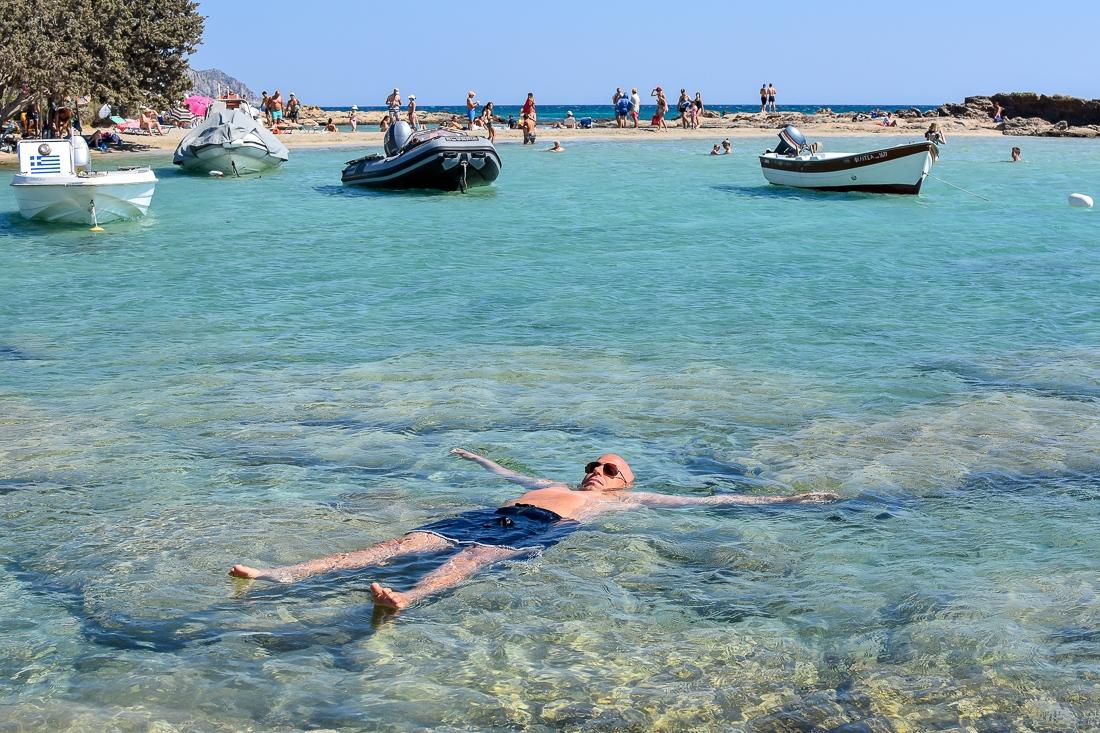 Grekland, Kreta, Elafonissi