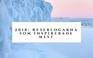 Resebloggare