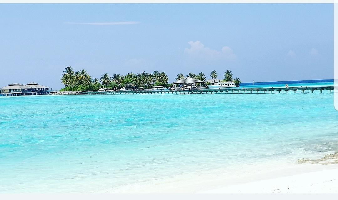 Maldiverna, Instagram