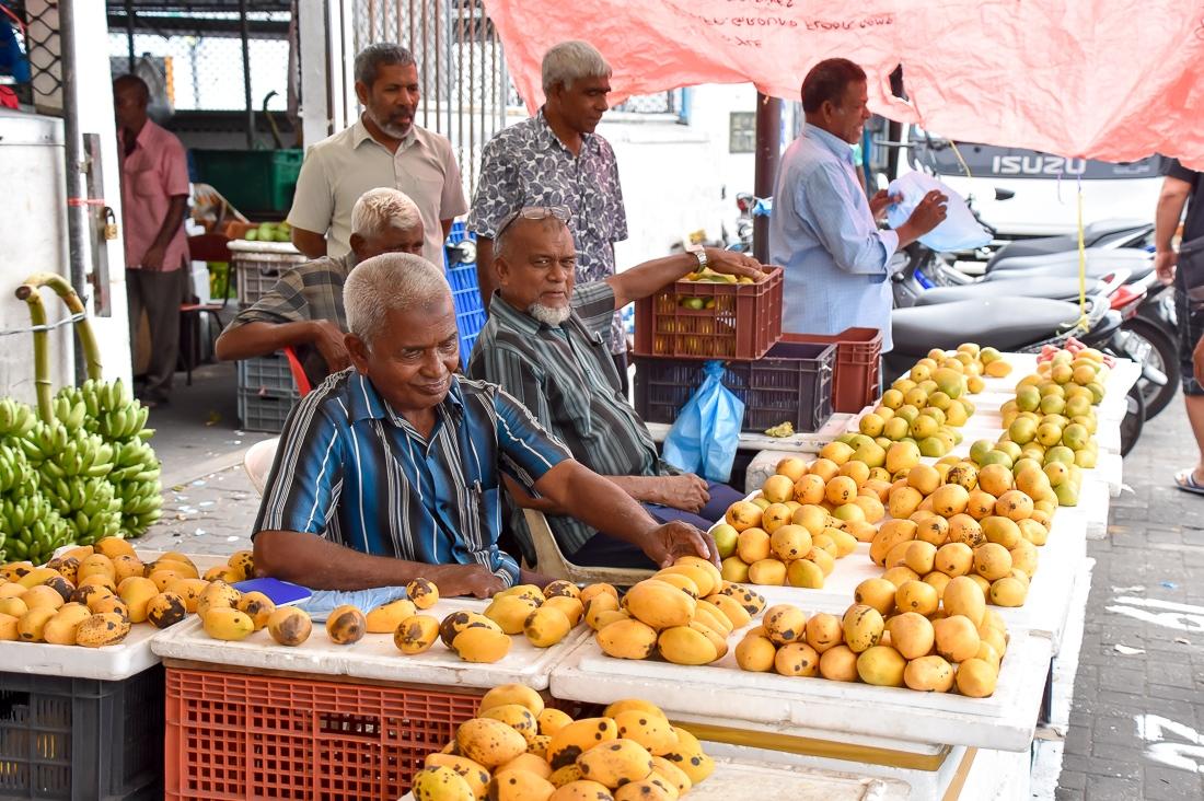 Maldiverna, Malé
