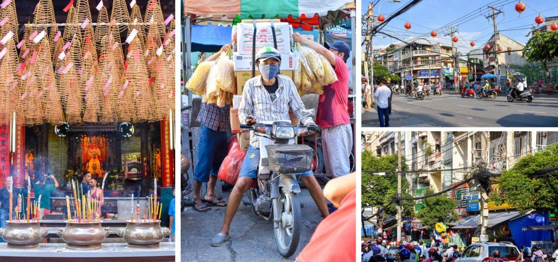 Vietnam, Ho Chi Minh City, Saigon, Chinatown