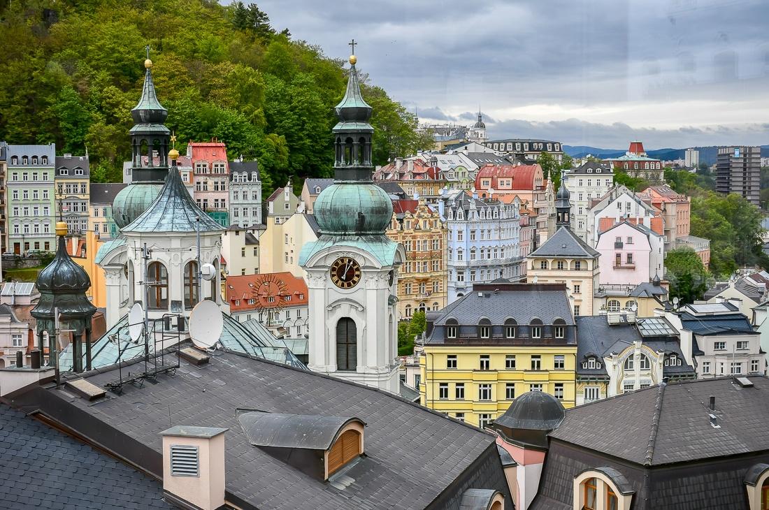 Tjeckien, Karlsbad, Karlovy Vary
