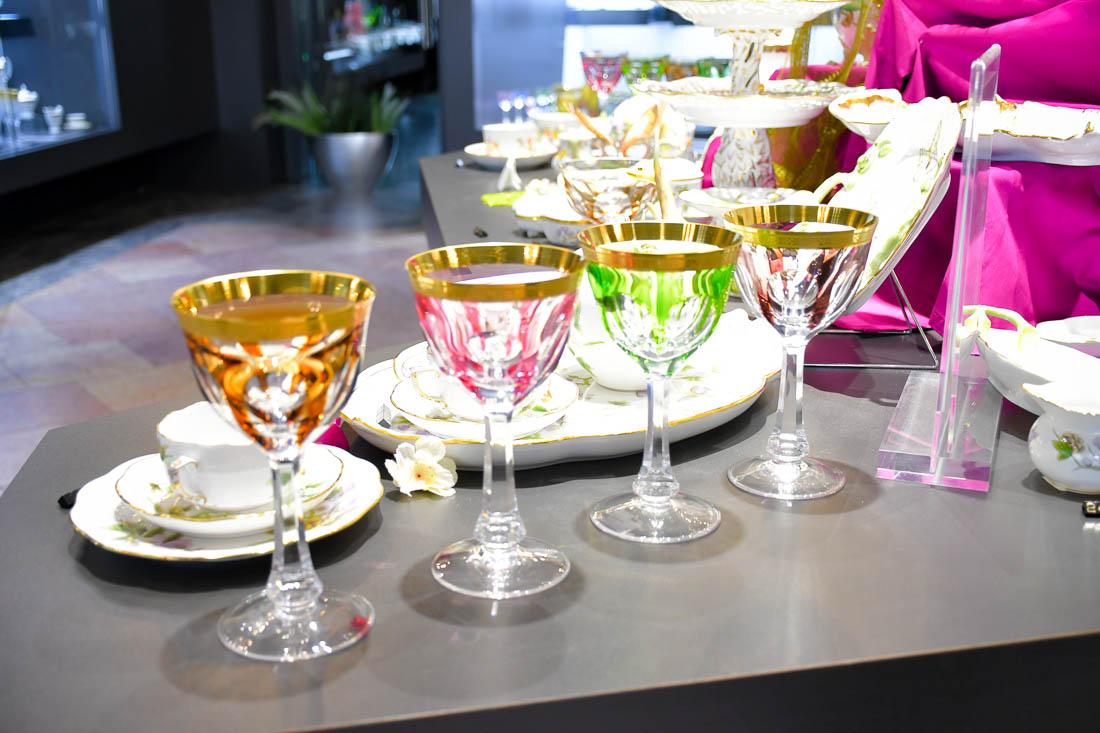 Tjeckien, Karlsbad, Moser Glas