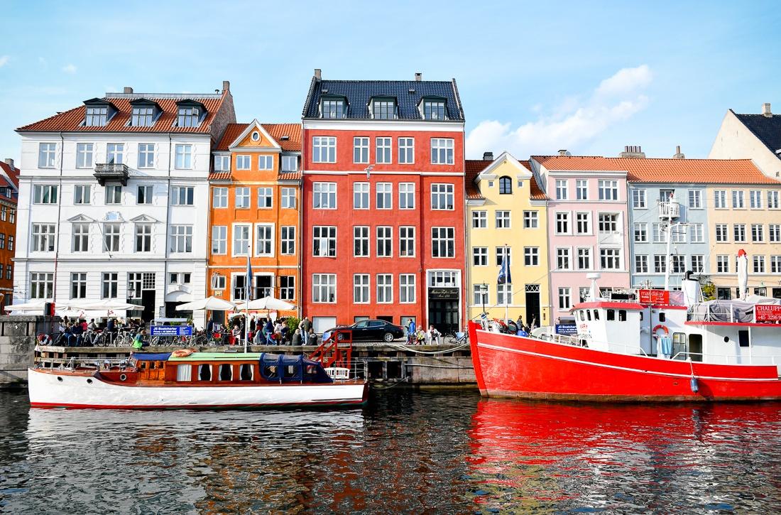 Danmark, Köpenhamn , Nyhamn
