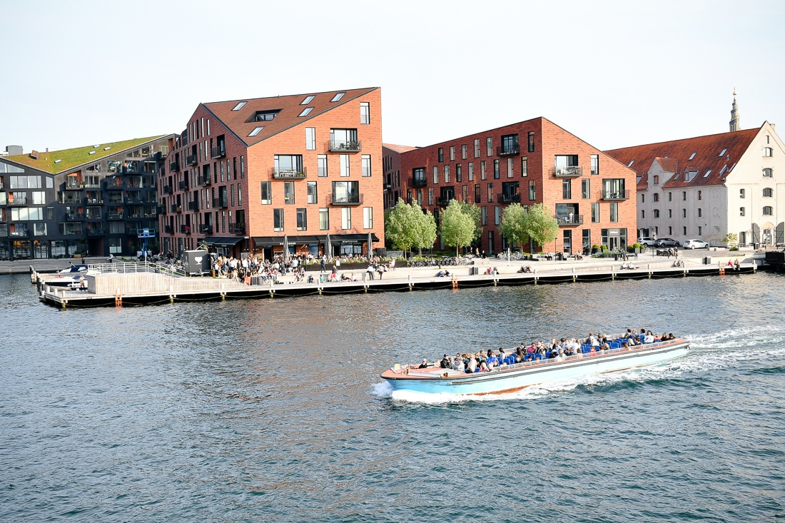 Danmark, Köpenhamn, Broen Street Kitchen