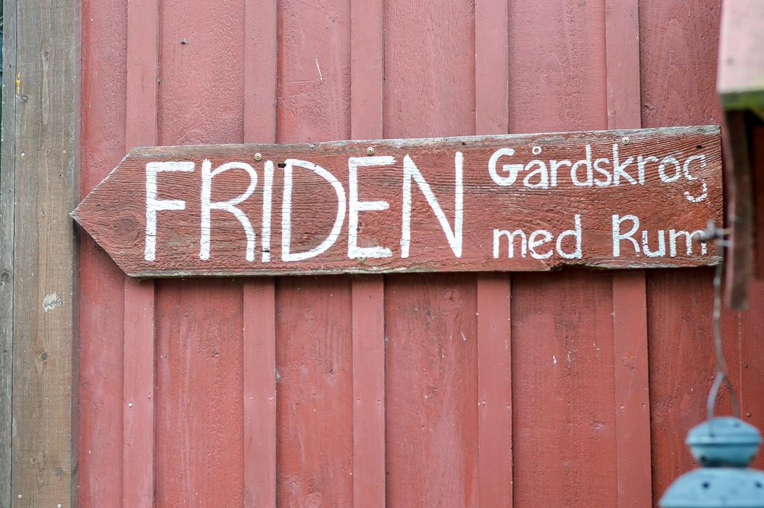 Sverige, Skåne, Österlen, Friden