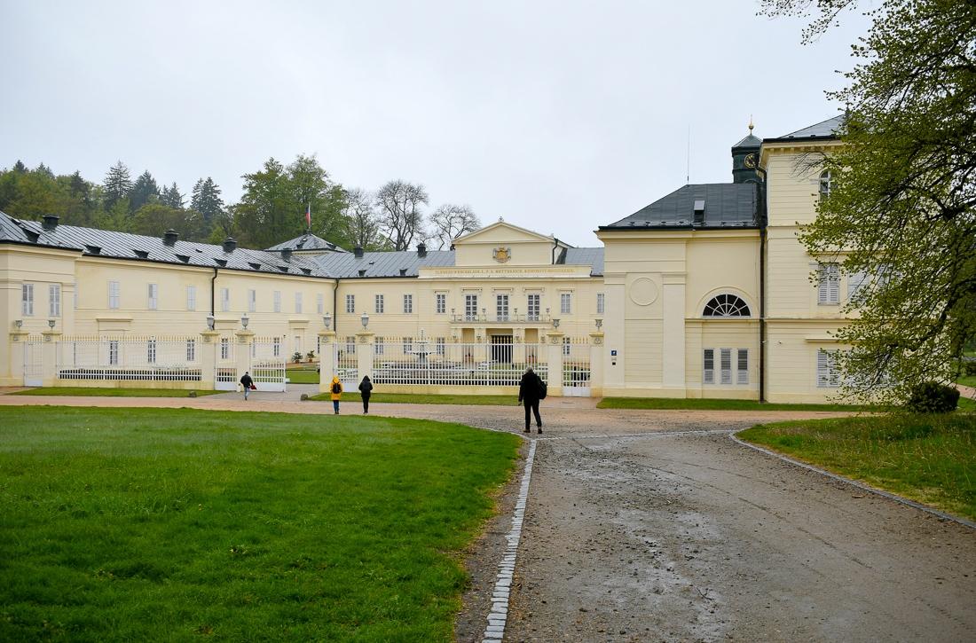 Tjeckien, Marienbad, Marianske Lazne