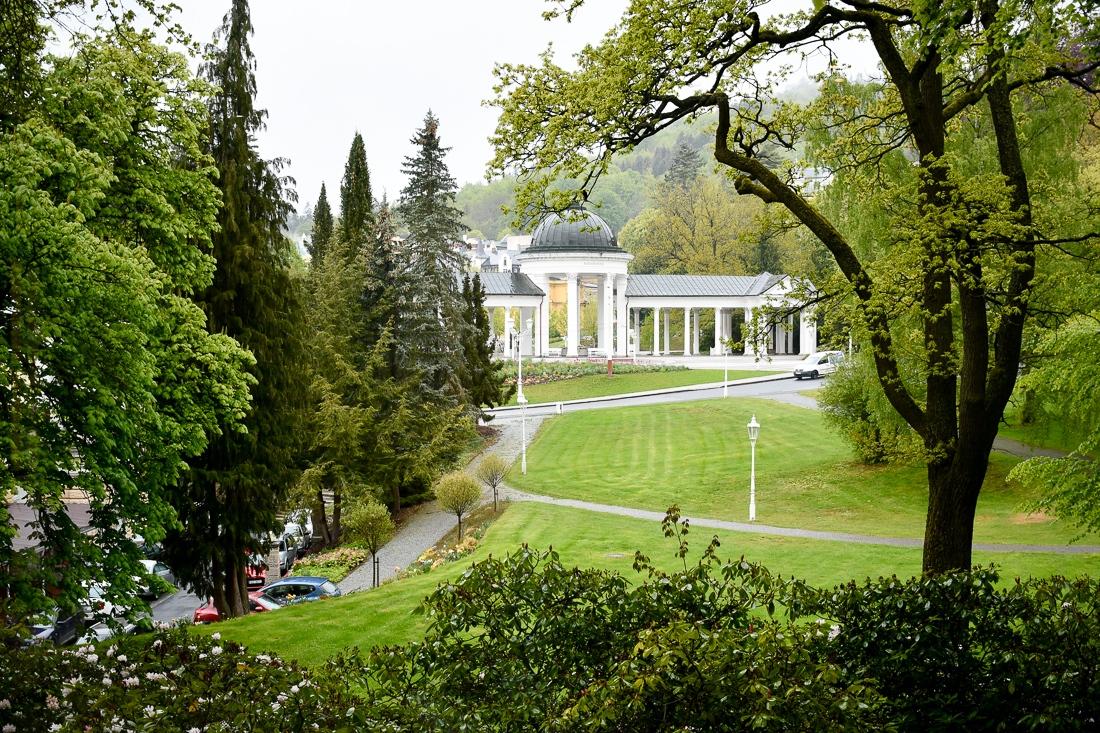 Tjeckien, Marienbad, Marianske Lazne, Spaupplevelser