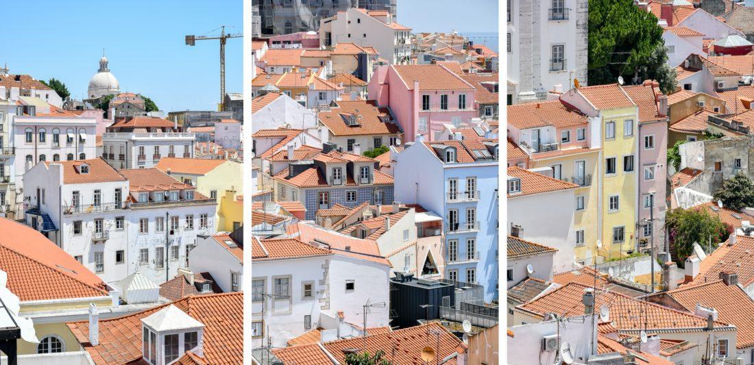 Portugal, Lissabon, Alfama