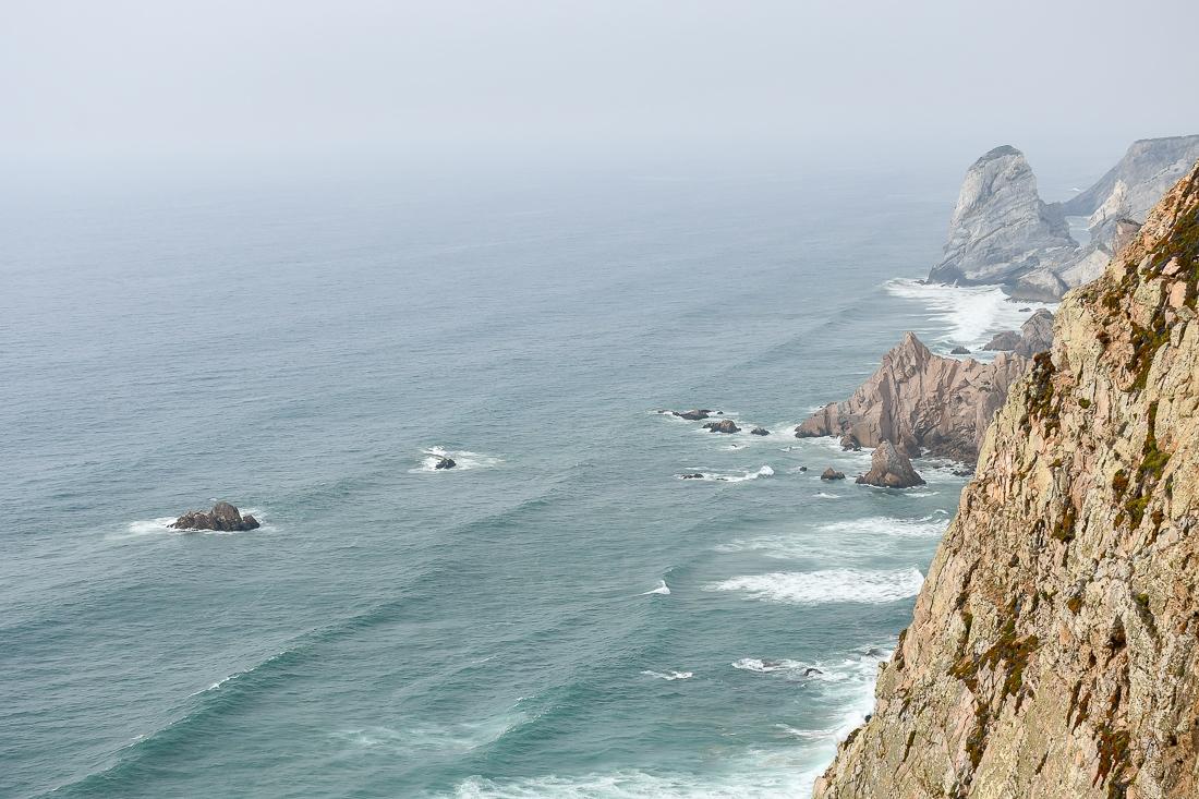Portugal, Sintra, Cabo da Roca, Kap Roca