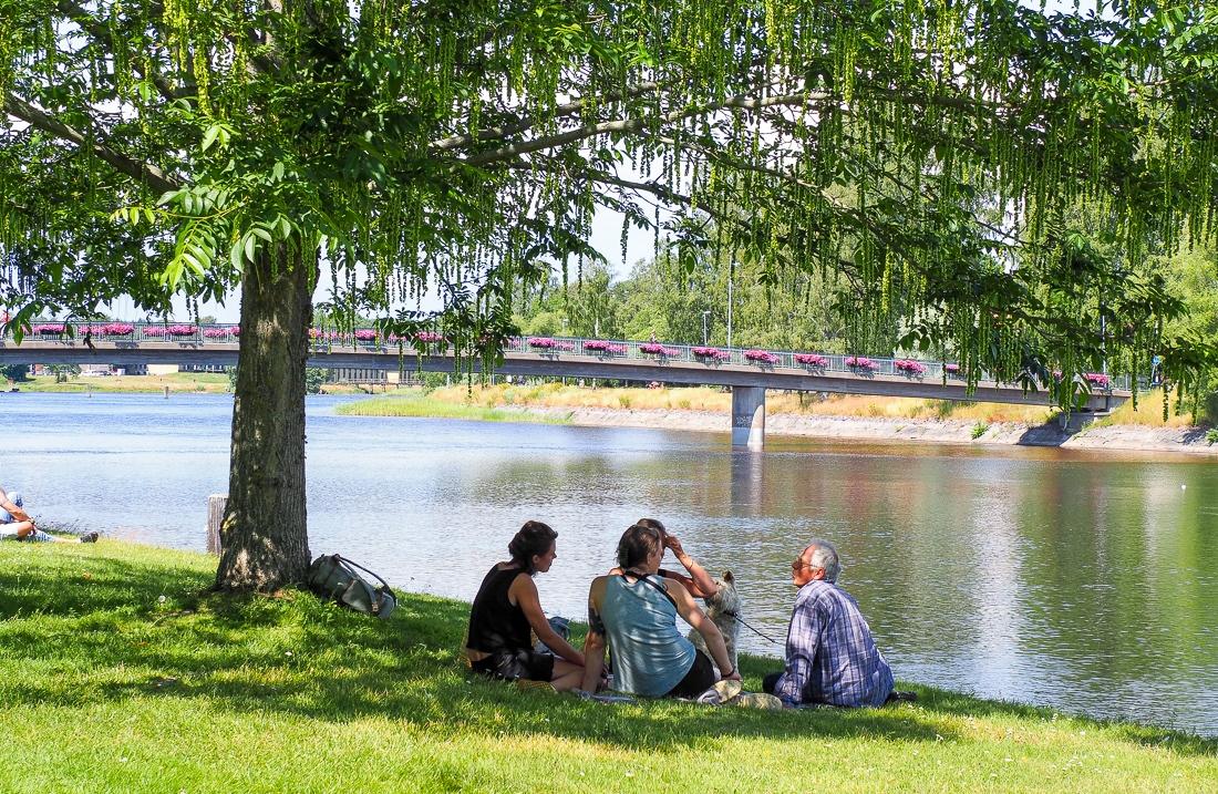 Sverige, Värmland, Karlstad, Sandgrund