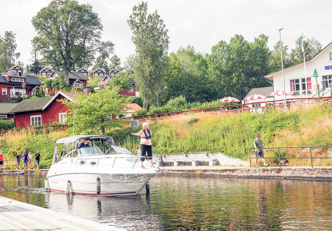 Sverige, Dalslands Kanal