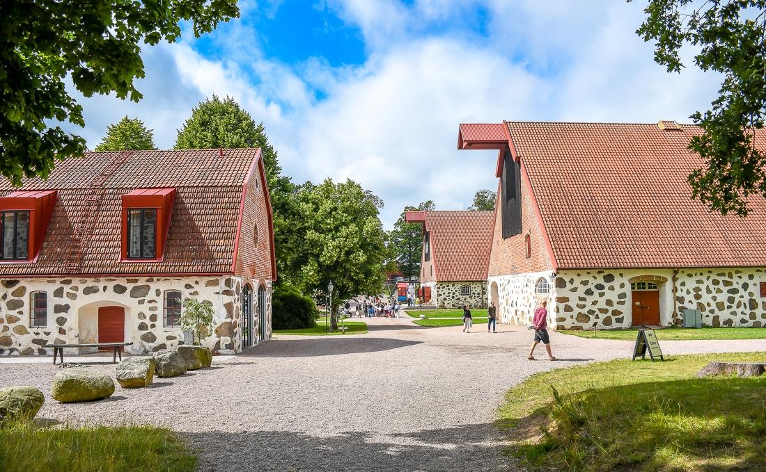 Sverige, Skåne, Wanås