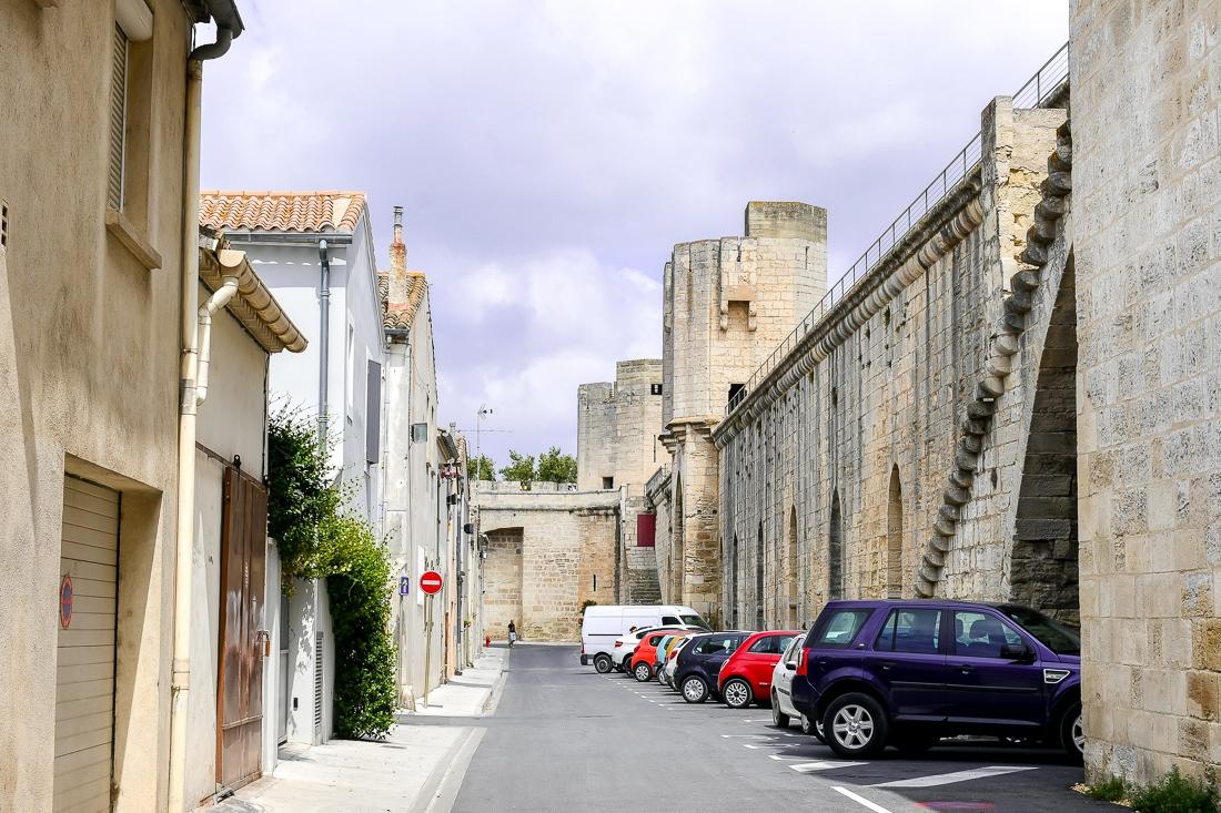Frankrike, Languedoc, Aigues Mortes