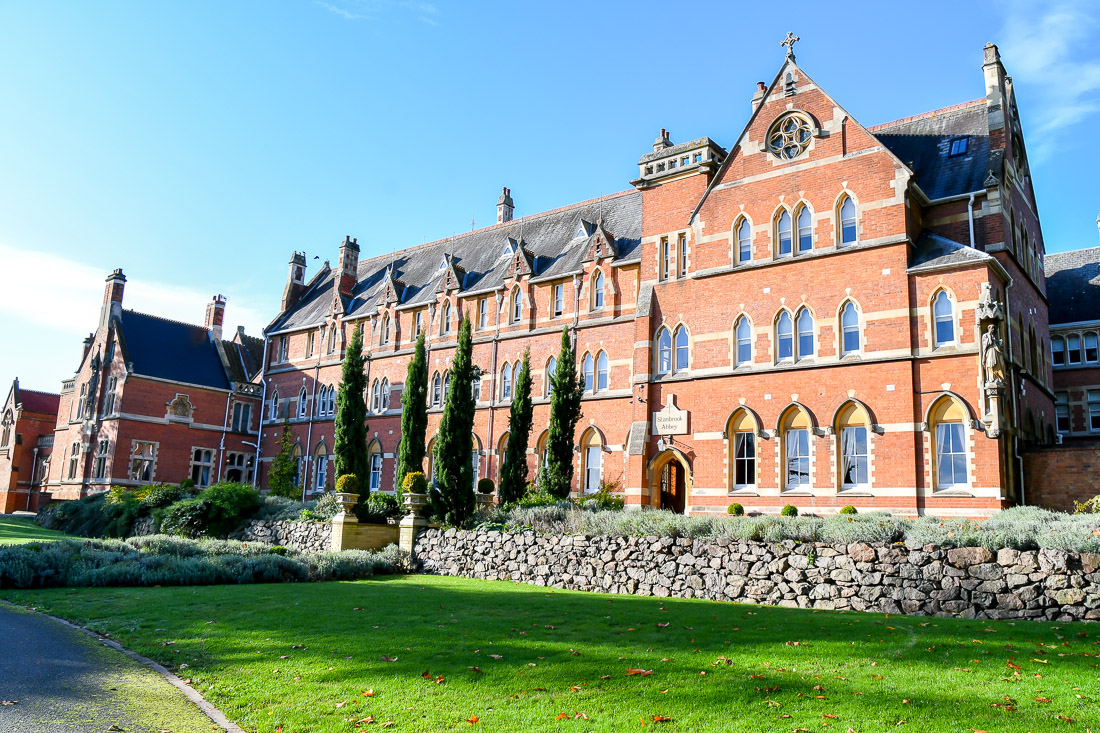 England, Worcester, Stanbrook Abbey