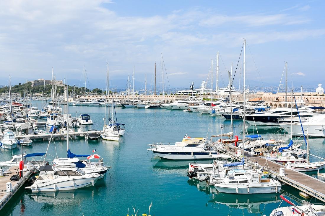 Frankrike, Franska Rivieran, Antibes