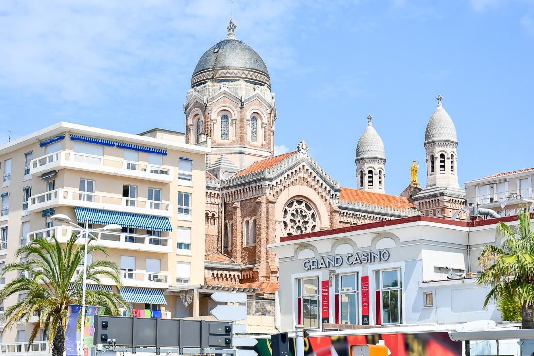 Frankrike, Franska Rivieran, St Raphael