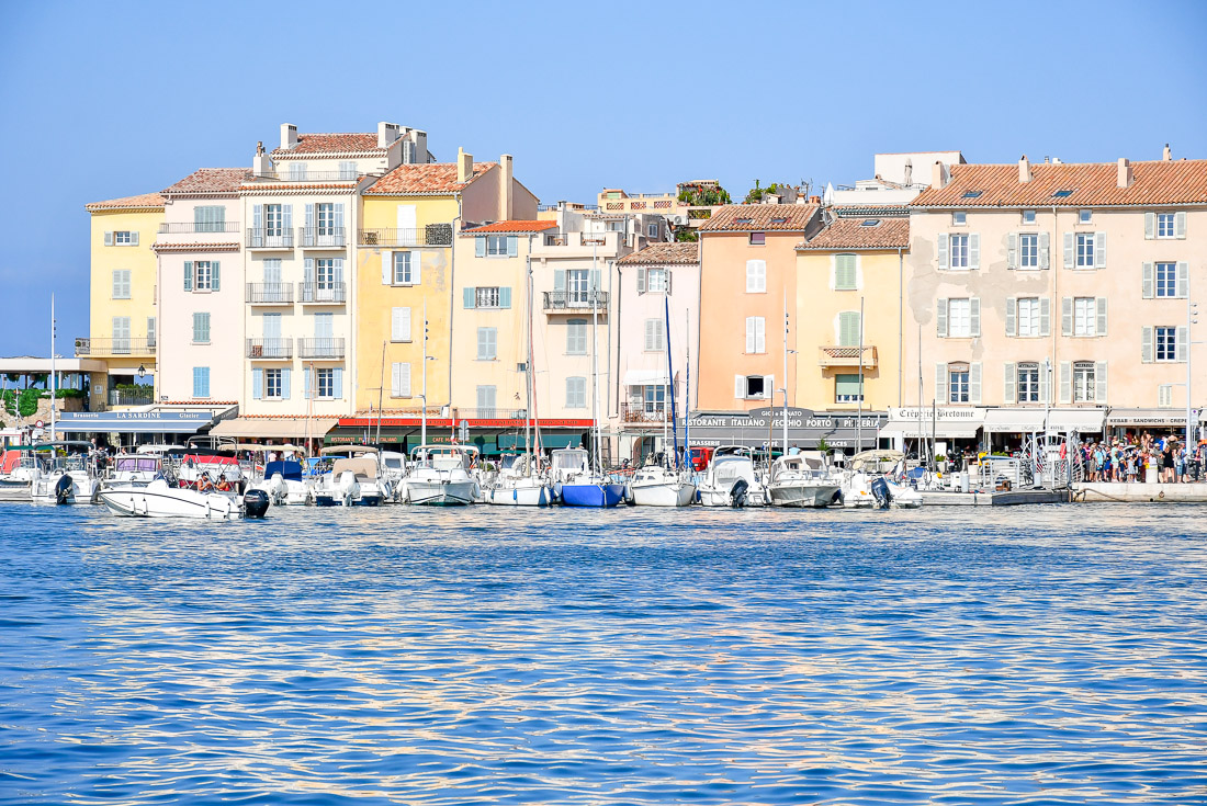 Frankrike, Franska Rivieran, St Tropez