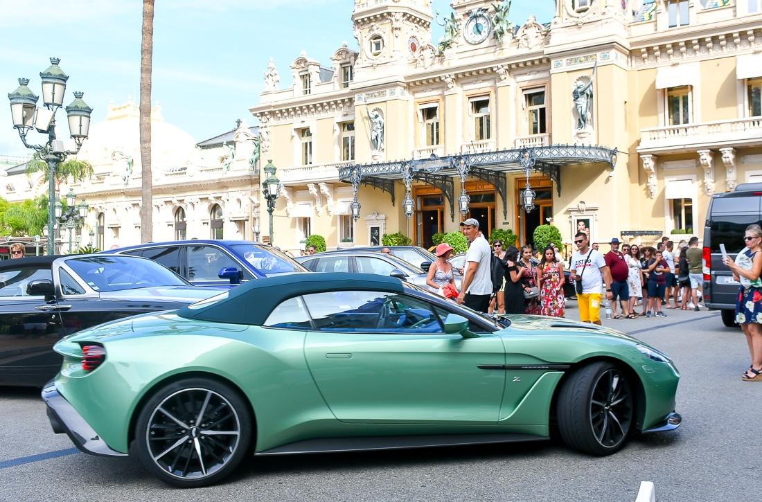 Franska Rivieran, Monaco, Monte Carlo