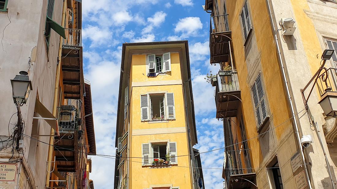 Franska Rivieran, Nice