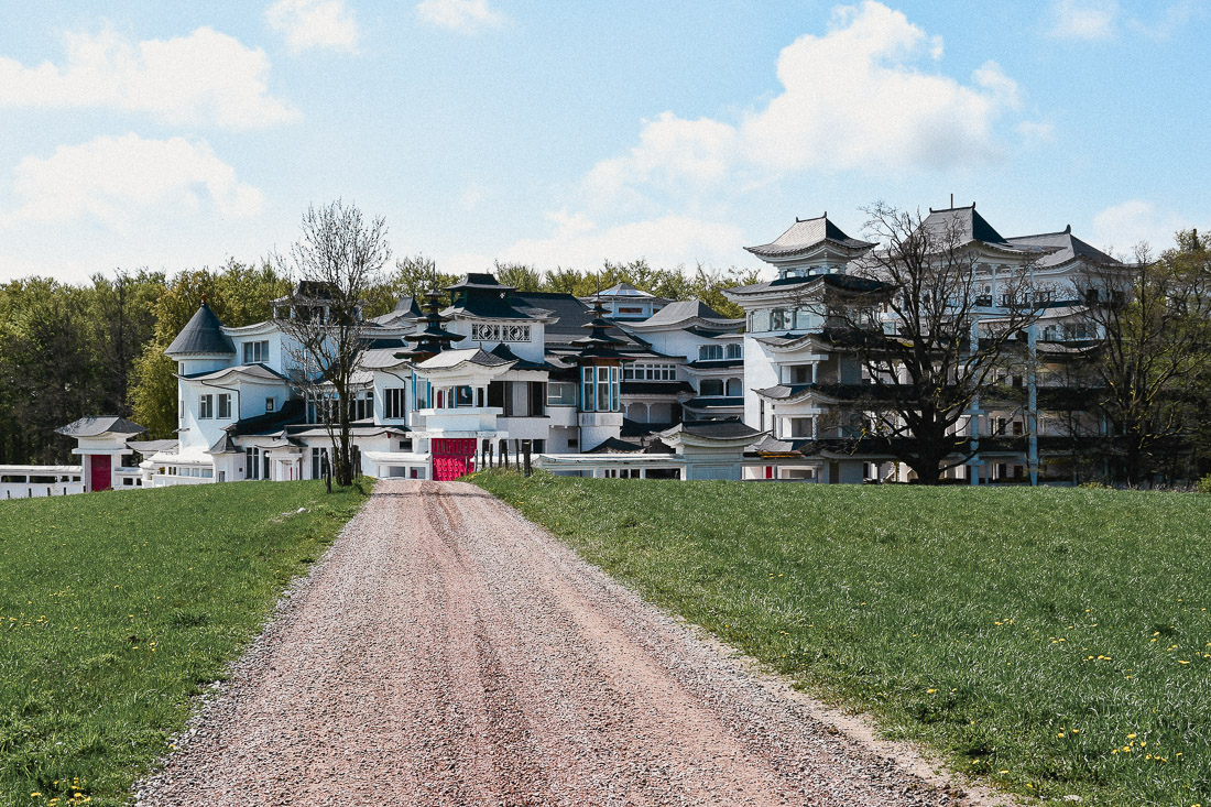 Sverige, Skåne, Yangtorp Tempel