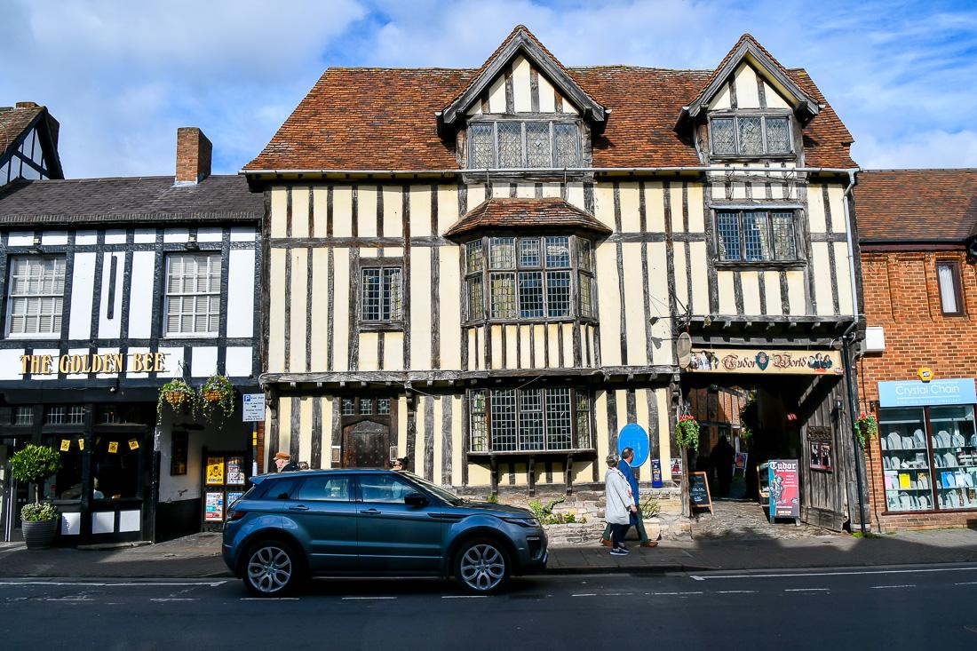 England, Stratford Upon Avon