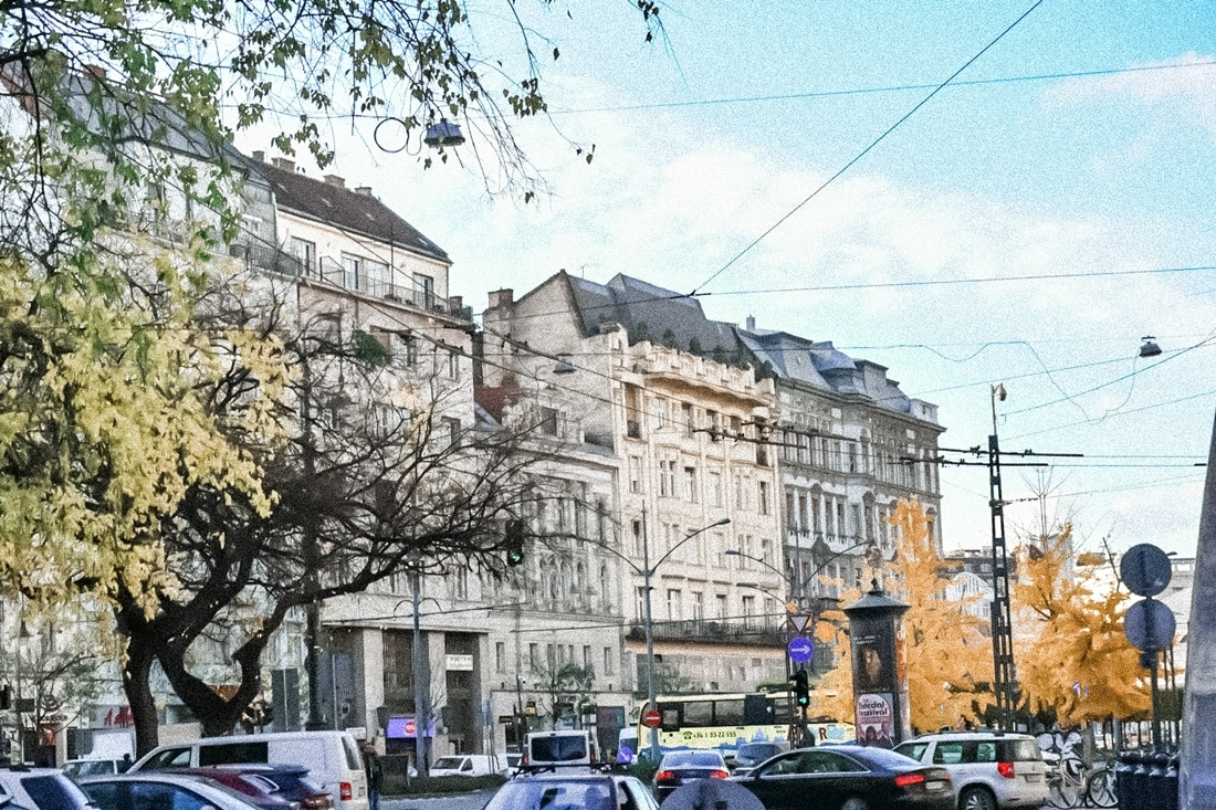 Ungern, Budapest