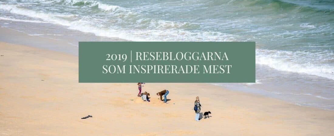 Resebloggarna som inspirerade