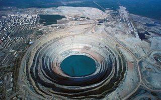 Diamantgruvan Mir, Mirny Diamond Mine