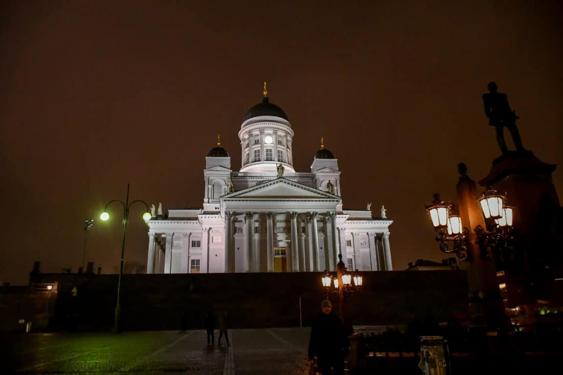 Finland, Helsingfors