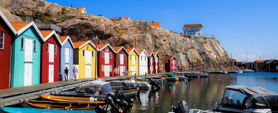 Sverige, Bohuslän, Smögen