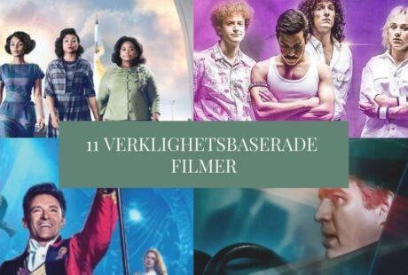 11 verklighetsbaserade filmer som lämnat starka intryck