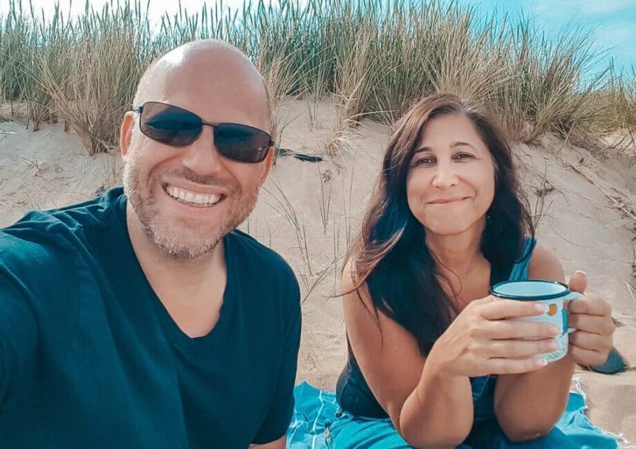En sommar med sommarstuga i Skåne och utan utlandsresor